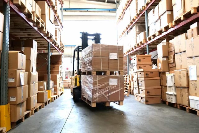 gestione logistica in outsourcing